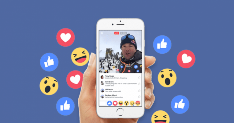 You Can Speak To Your Target Directly Through Facebook Live