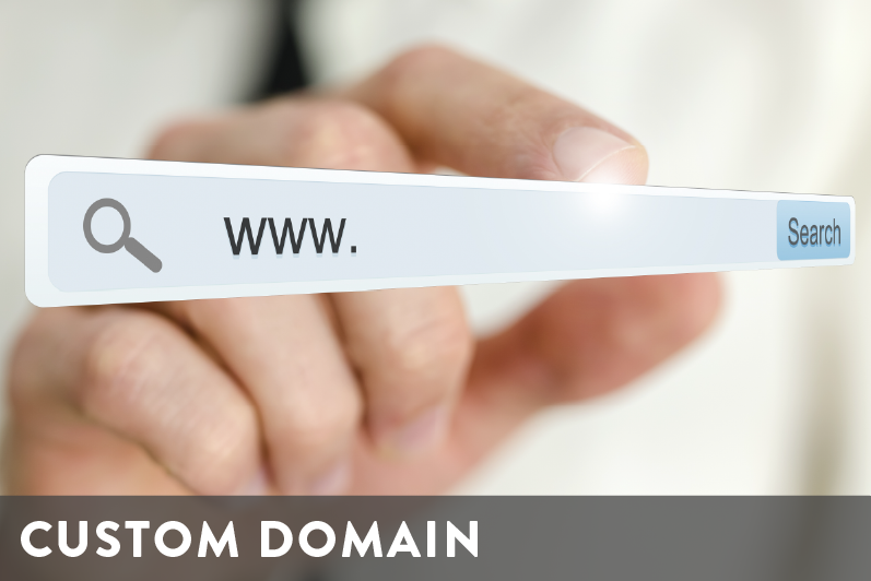 Custom Domain Product Image