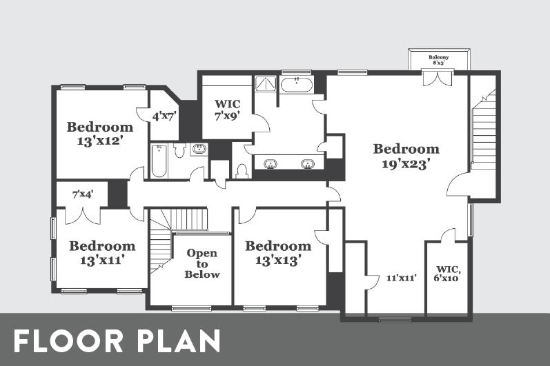 Floor Plan Product Image