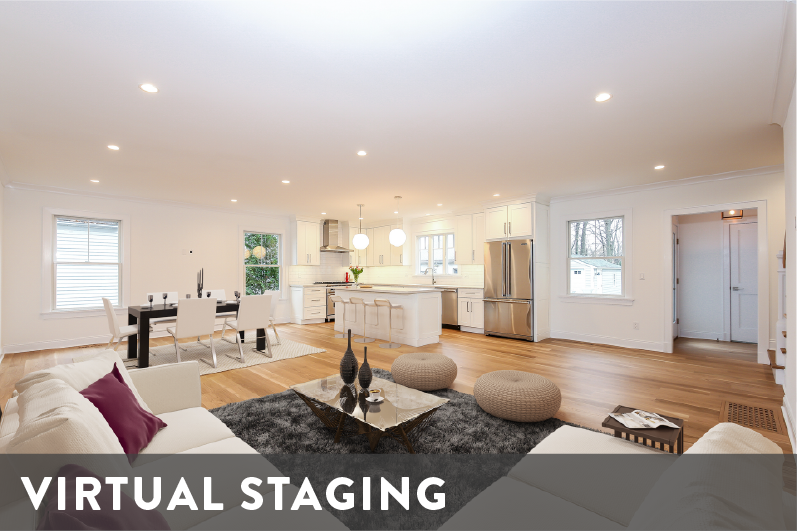 Virtual Staging Product Image