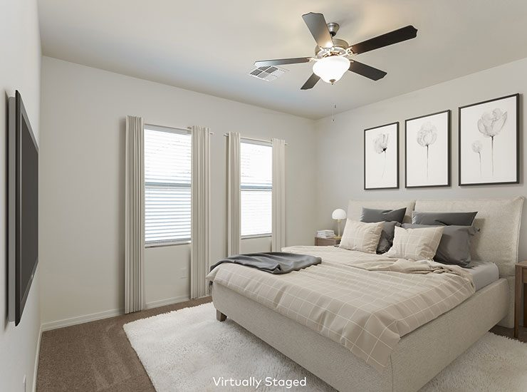 Real Estate Virtual Staging Editing After