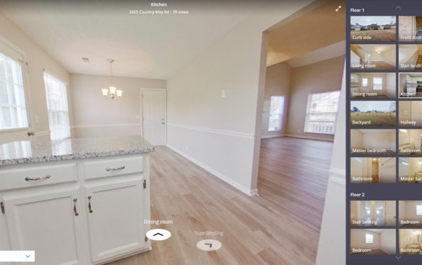 Zillow 3D Home Tour Professional Photography and Floor Plan services