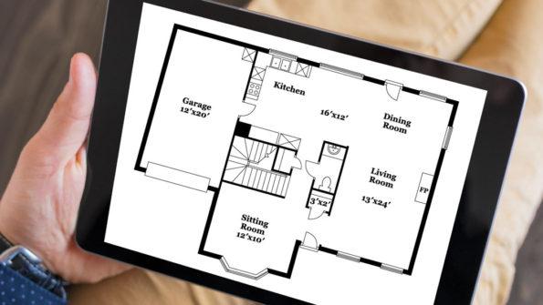 PlanOmatic Floor Plans Hero Image