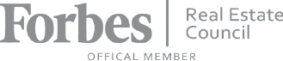 Forbes Real Estate Council Official Member Logo