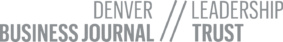 Denver Business Journal Leadership Trust Membership Logo