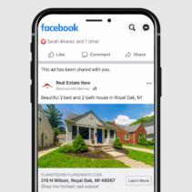 CaptuRE Facebook Ads