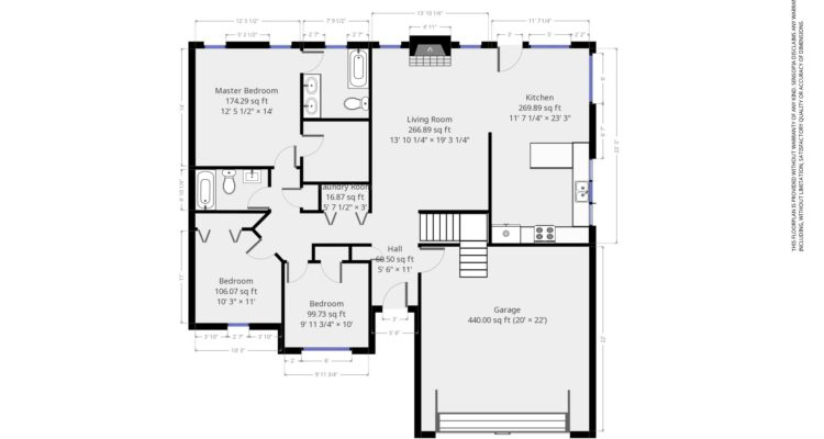 PlanOmatic Property Insight Reports Floor Plan