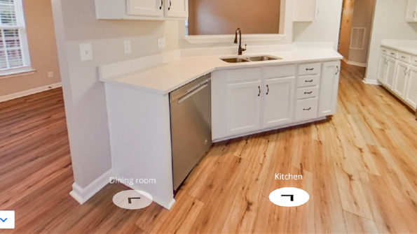 Zillow 3D and Interactive Floor Plans