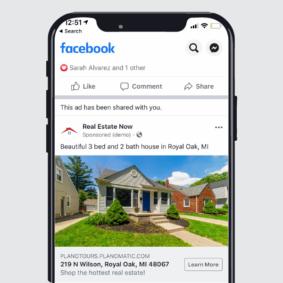 CaptuRE Facebook Advertising for Real Estate